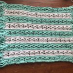 Free Placemat Pattern- And it's Not Broomstick Lace!
