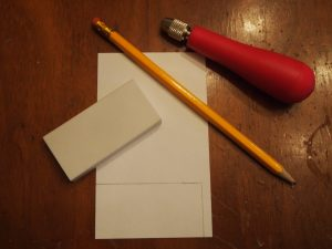 How to carve your own reusable stamps from erasers! Full photo tutorial-- My Workbasket