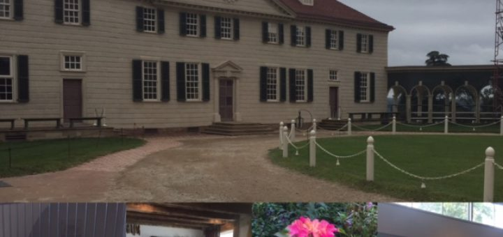 A few photos I took at Mount Vernon, which is simply a wonderful place to visit!-- My Workbasket